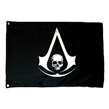 Assassin's Creed cos flag