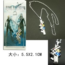 Final Fantasy 13 FF13 Lightning anime necklace