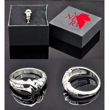 EVA anime ring