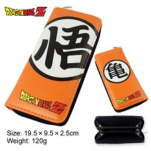 Dragon Ball anime pu long wallet/purse