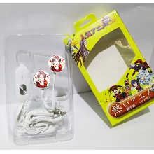 Touken Ranbu Online anime headphone