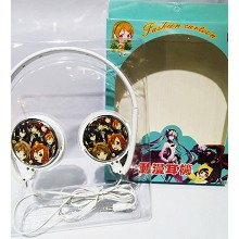 Love Live anime headphone