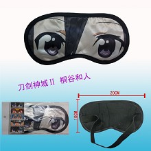 Sword Art Online anime eye patch