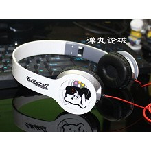 Dangan Ronpa anime headphone