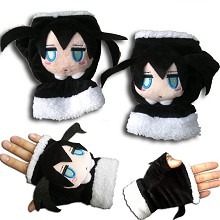 Black Rock Shooter anime keep warm gloves