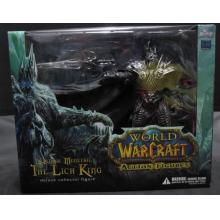 World of Warcraft Arthas figure