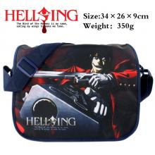 Hellsing anime satchel shoulder bag