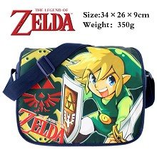 The legend of Zelda anime satchel shoulder bag