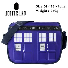 Doctor Who satchel shoulder bag