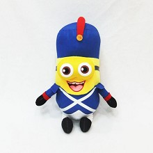 Despicable Me anime plush doll 28CM