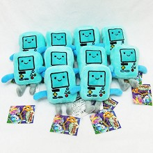 Adventure Time anime plush dolls set(10pcs a set)1...