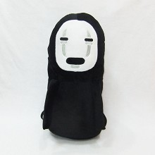 16inches Spirited Away anime plush backpack bag