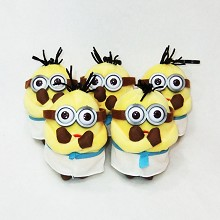 Despicable Me plush dolls set(5pcs a set) 12CM