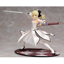 Fate stay night Saber lily anime figure