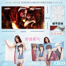 Fairy Tail anime bath towel(80X150)KCYJ046