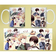 Axis Powers Hetalia Miss anime mug cup BZ1052