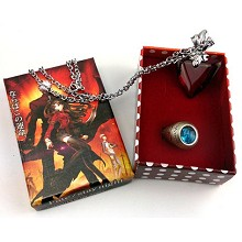 Fate Zero anime necklace + ring