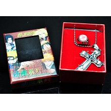 Vampire Knight anime necklace+ring