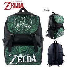 The legend of Zelda anime backpack bag