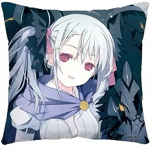 Machine-Doll wa Kizutsukanai anime two-sided pillow