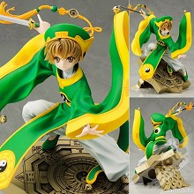 Card Captor Sakura LI SYAORAN anime figure