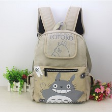 TOTORO anime backpack bag