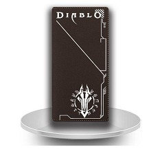 Diablo long wallet