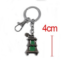 League of Legends anime key chain