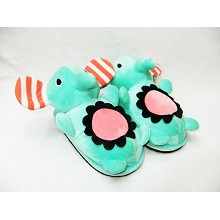 Sentimental Circus anime plush slippers a pair