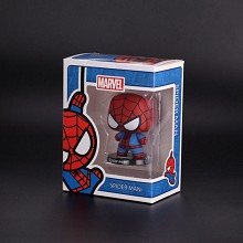 Q version the Avengers Spider man figure