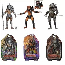 NECA Predator/Alien Hunter/Primevil figures set(3pcs a set)
