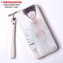 Tomb Notes anime long wallet