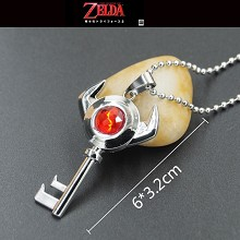 The legend of Zelda necklace