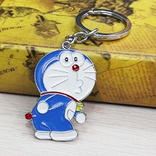 Doraemon anime key chain