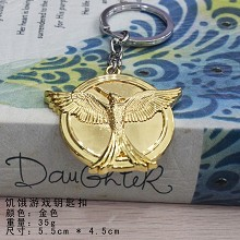 The Hunger Games key chain