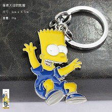 Orenthal James Simpson key chain