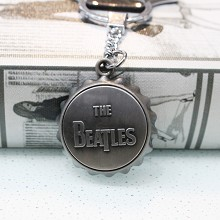 The Beatles key chain