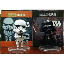 Star Wars figures set(2pcs a set)