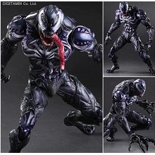 Play arts Venom figure