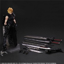 Final Fantasy anime figure