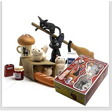 Kiki's Delivery Service figures a set