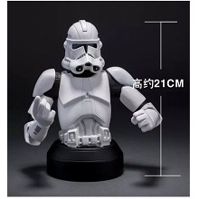 Star Wars figure money box