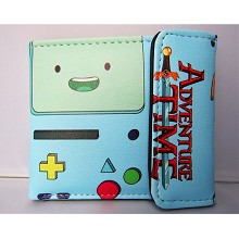 Adventure Time anime wallet