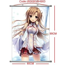 Sword Art Online wall scroll(60*90CM)