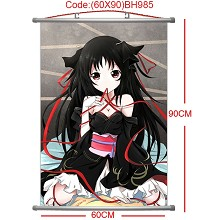 Machine-Doll wa Kizutsukanai wall scroll(60*90CM)