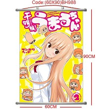 Himouto! Umaru-chan wall scroll(60*90CM)