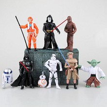 Star Wars figures set(8pcs a set)