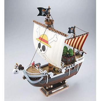 One Piece the boat model figure
