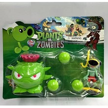 Plants vs. Zombies figure