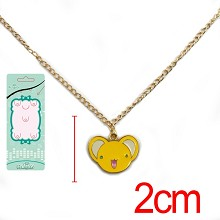 Card Captor Sakura anime necklace